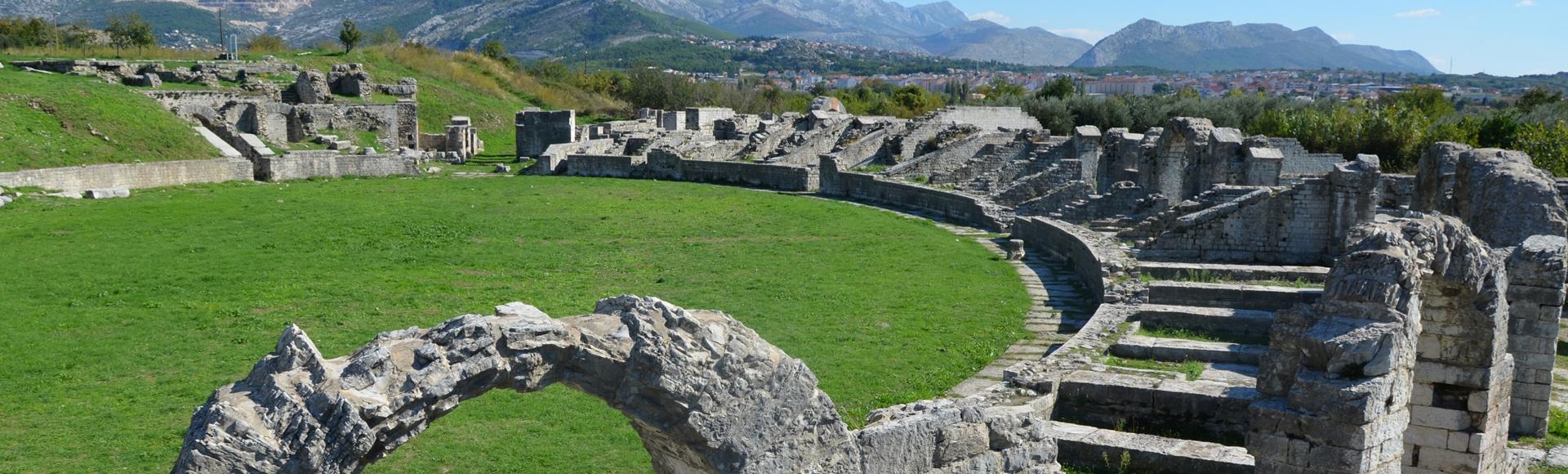 Solin amfiteatar