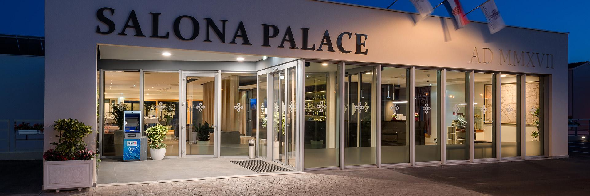 LUXURY HOTEL SALONA PALACE
