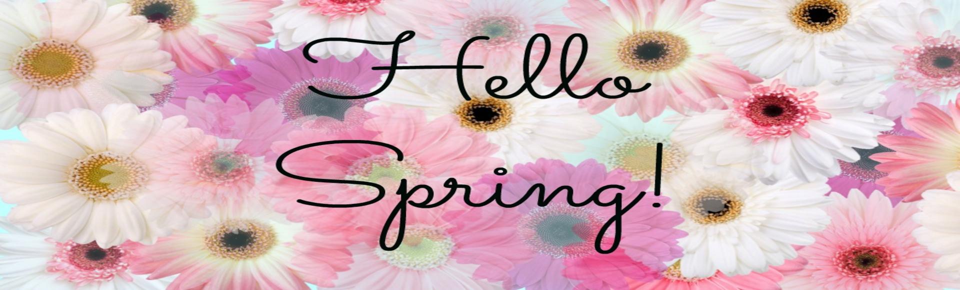 Pozdrav proljeću