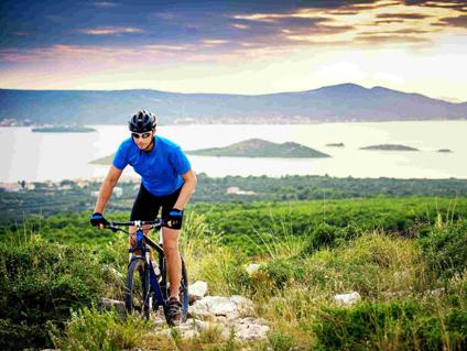 Biciklom po Dalmatinskoj zagori