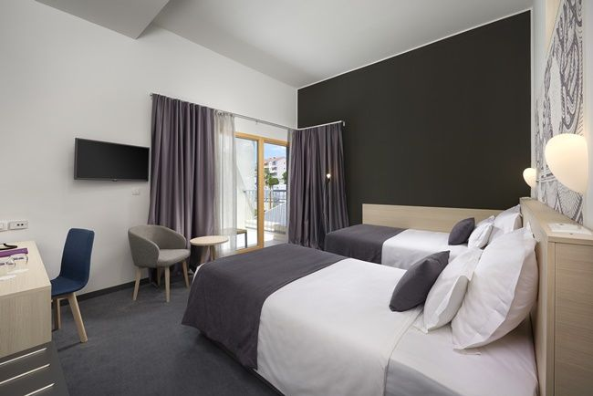 standard soba u hotelu salona palace