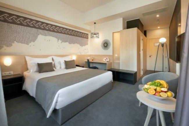 deluxe soba u hotelu salona palace