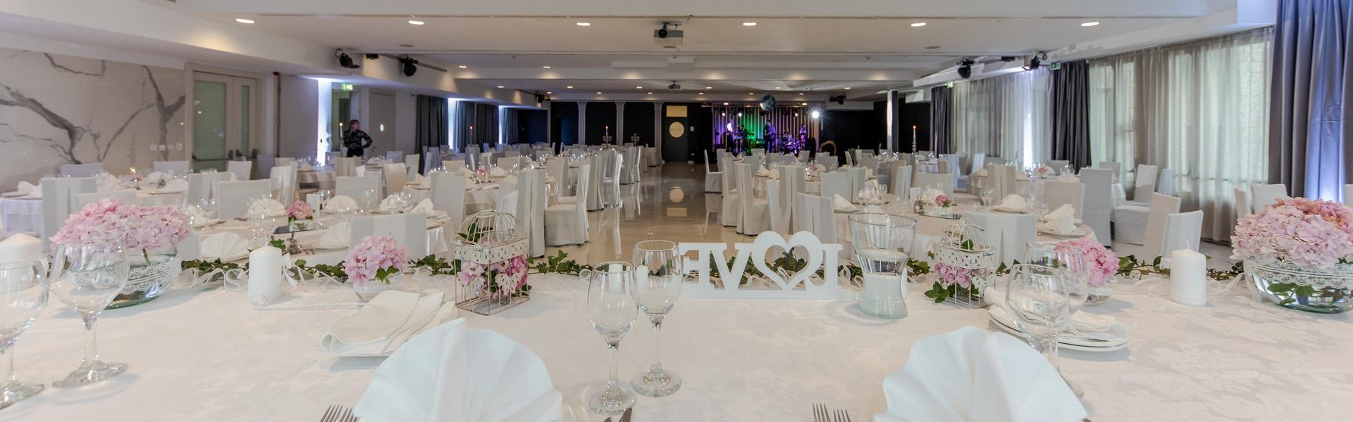 Vjenčanja u hotelu